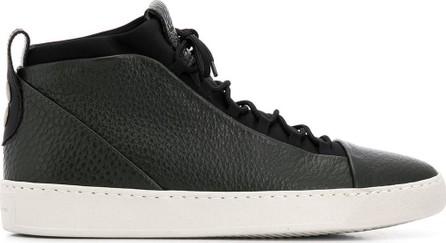 Alexander Smith Panel hi-top sneakers