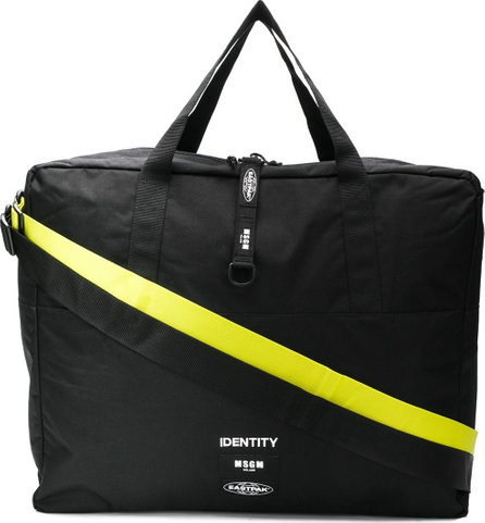 MSGM Rectangle shaped holdall