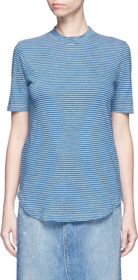 AG Jeans 'Cone' stripe T-shirt