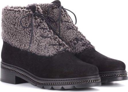 Stuart Weitzman Keepwarm Sassy ankle boots