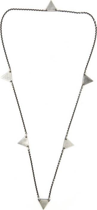 M. Cohen Geometric triangle necklace