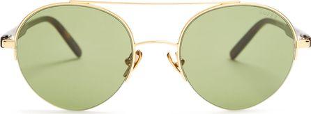 RetroSuperFuture Cooper round-frame sunglasses