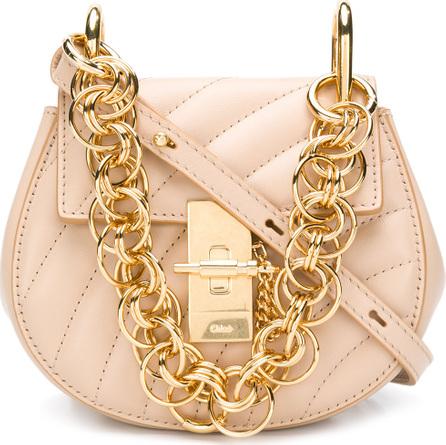 Chloe Small Drew Bijou shoulder bag
