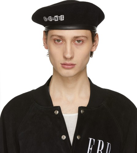 Enfants Riches Deprimes Black Spring Beret