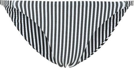 Asceno Striped bikini bottoms