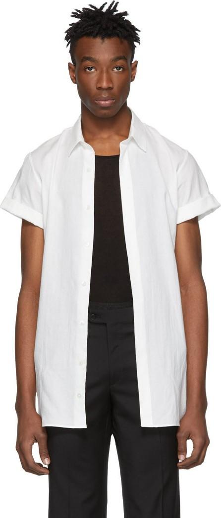 Ann Demeulemeester Off-White Joan Shirt