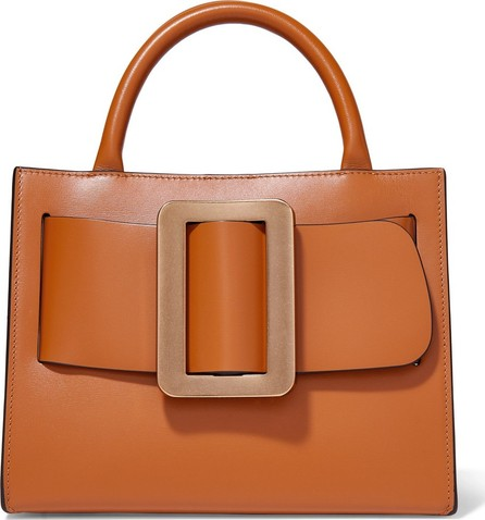 BOYY Bobby 23 buckled leather tote