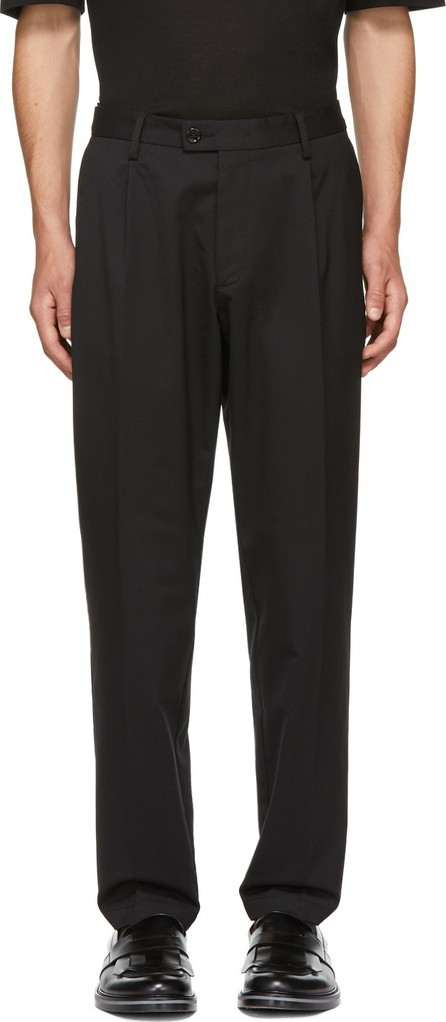 BOSS Hugo Boss Black Riko Pleats Trousers