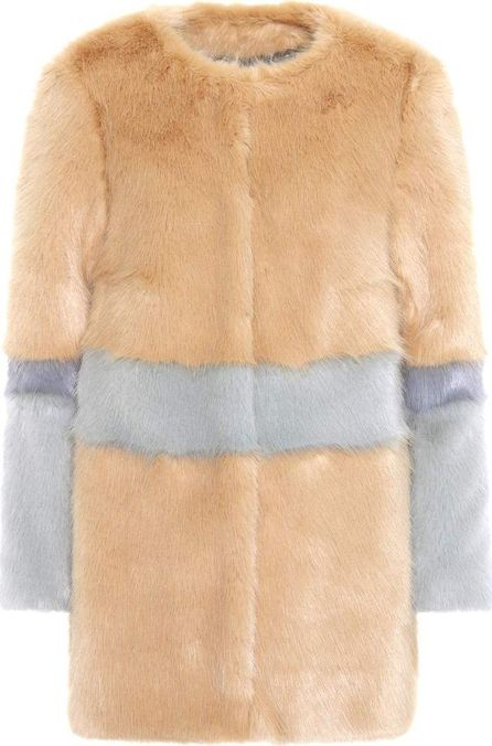 Shrimps Garfunkel faux fur jacket