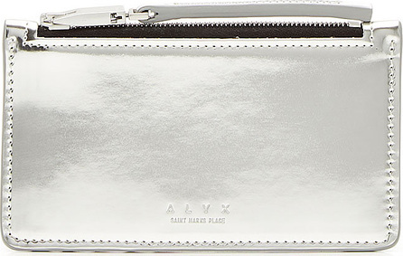 Alyx Dani Zipped Leather Card Holder