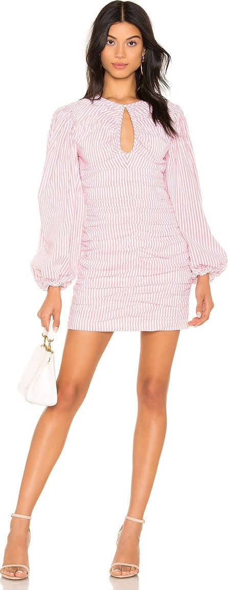 C/MEO Collective Close Enough Long Sleeve Dress