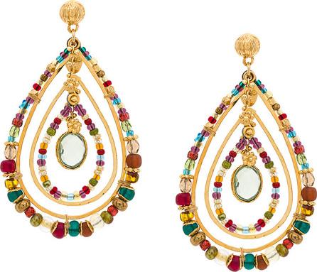 GAS Bijoux Boho drop earrings