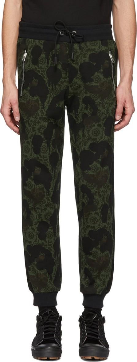 COACH 1941 Green Wild Beast Track Pants