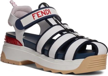 Fendi T-Rex Platform Sandal