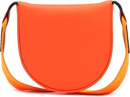 LOEWE Heel Pouch Small leather crossbody bag