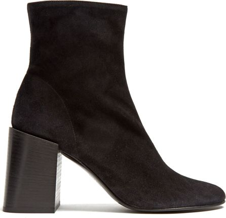 Acne Studios Sully suede ankle boots