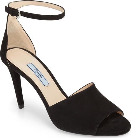 Prada Halo Strap Sandal