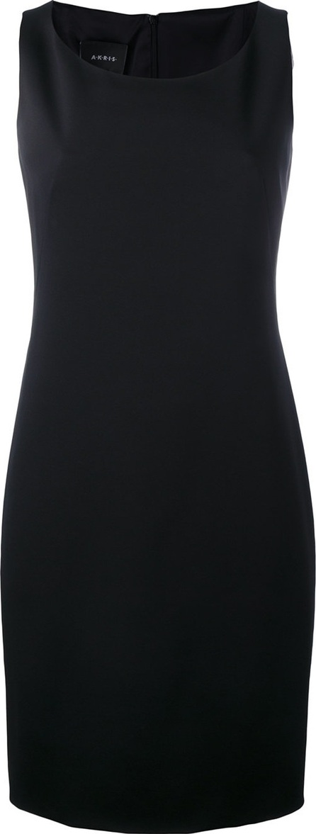 Akris fitted shift dress