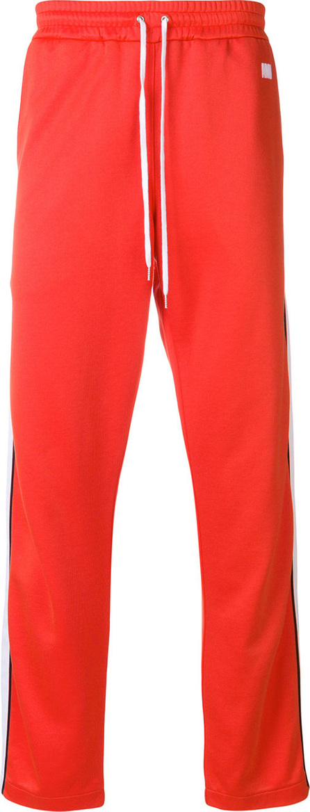 AMI Track pants with contrasted bands