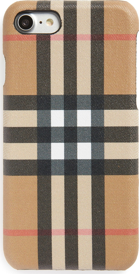 Burberry London England Vintage Check iPhone 8 Case