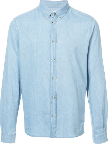 Cuisse De Grenouille Classic fitted denim shirt