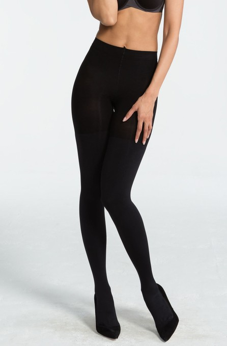 SPANX Luxe Leg Ultra Blackout Tights