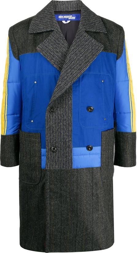 Junya Watanabe MAN Panelled double-breasted coat
