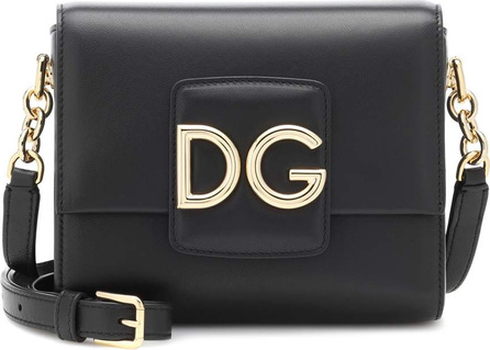 Dolce & Gabbana DG Millenials leather shoulder bag