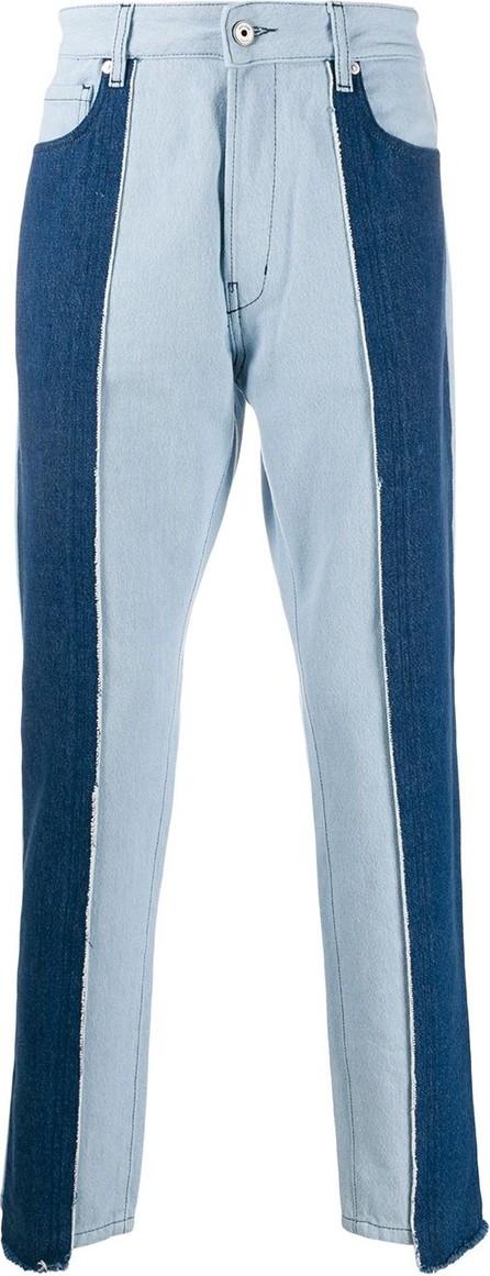 Just Cavalli Patchwork denim jeans