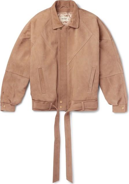 Fear of God Panelled Nubuck Jacket