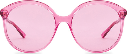 Gucci Specialized Fit Round Acetate