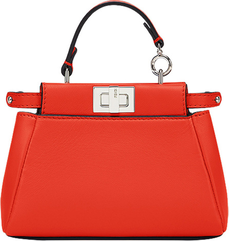 Fendi Mini Peekaboo tote bag