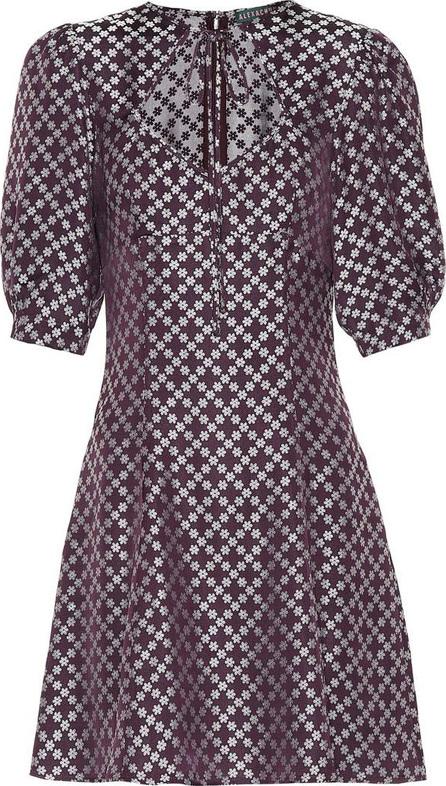 Alexachung Jacquard dress