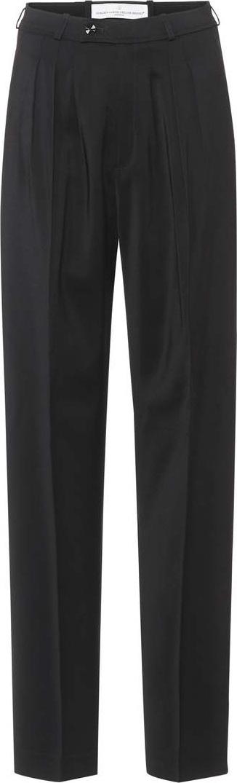 Golden Goose Deluxe Brand High-rise straight-leg trousers