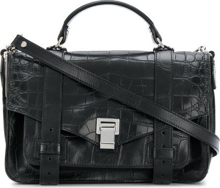 Proenza Schouler Embossed PS1+ satchel