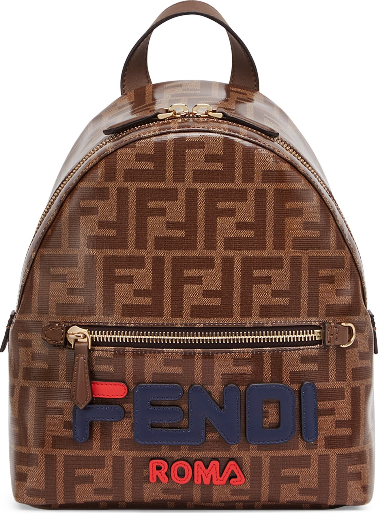 0849cea324 Fendi x FILA Large Mania Logo Backpack - Mkt