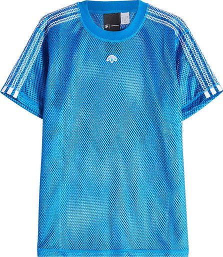 Adidas Originals by Alexander Wang Mesh Short Sleeve Top