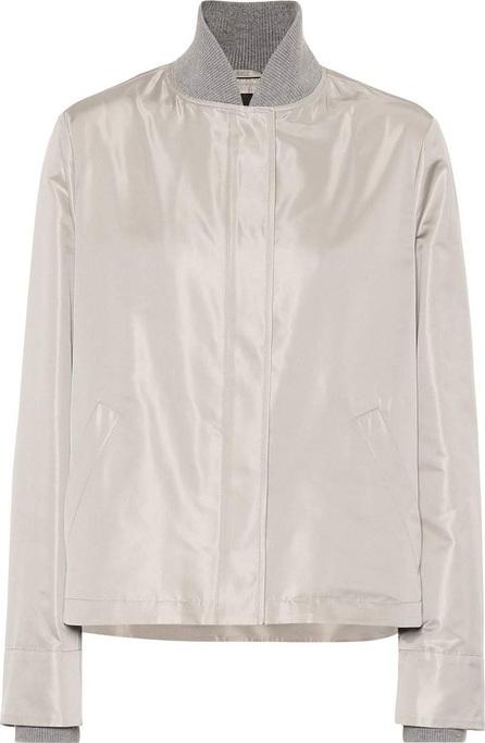 Loro Piana Cashmere-trimmed jacket