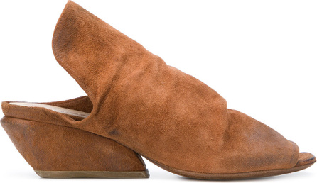 Marsell Open toe mules