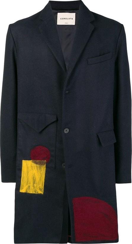 Corelate Geometric design coat