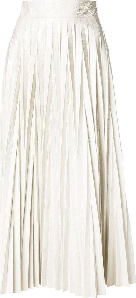 Aviu pleated skirt