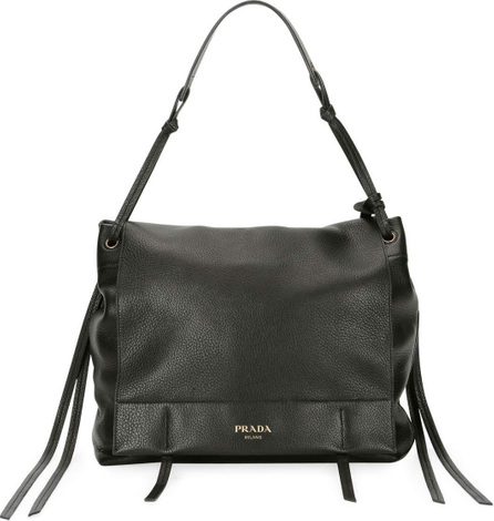 Prada Cervo Medium Shoulder Bag