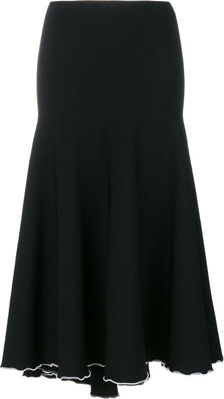 Proenza Schouler contrast trim skirt