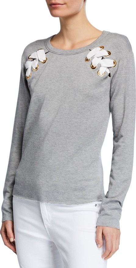 Bailey 44 Sea Worthy Lace-Up Sweatshirt