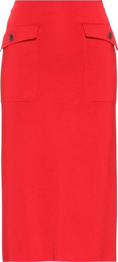 Givenchy Knit pencil skirt