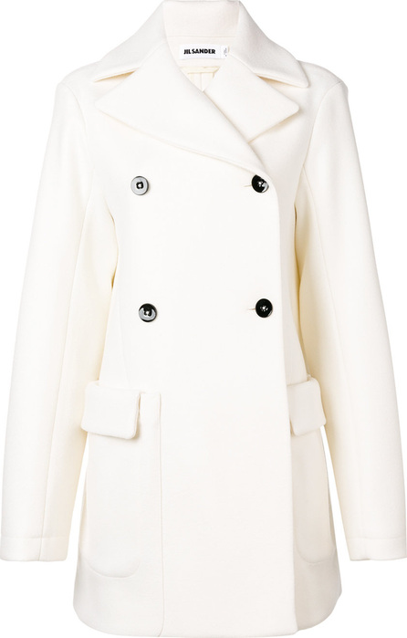 Jil Sander Classic double-breasted coat