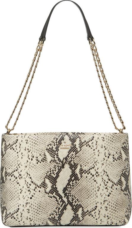 Kate Spade New York emerson lorie snake-print shoulder bag