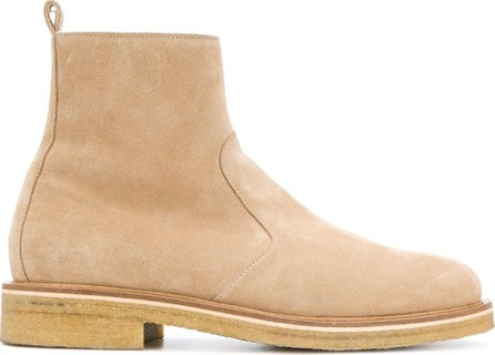 AMI Zipped Boots