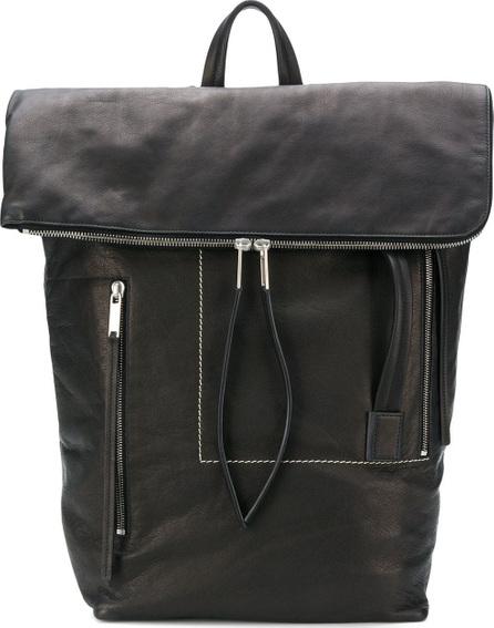 Rick Owens Large zip around backpack