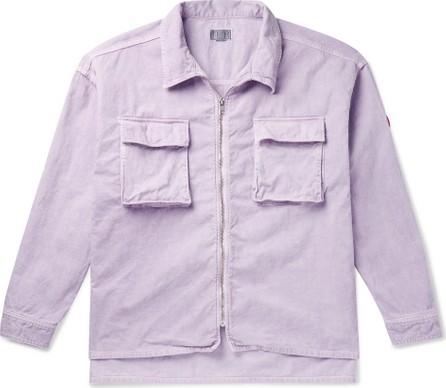 Cav Empt Oversized Cotton-Corduroy Shirt Jacket